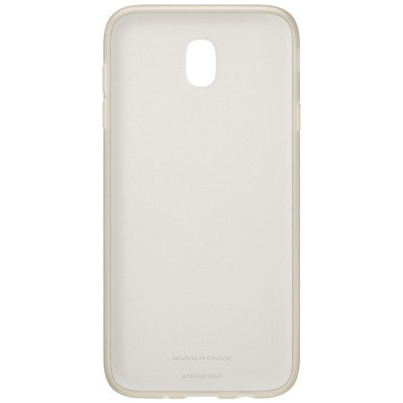 Калъф Samsung EF-AJ530TF JELLY COVER GOLD J5 (2017)
